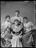 Day and Mitchell group portrait, ca. 1895, Freeman Studio, Sydney