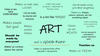 The art club manifesto