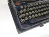 Douglas Stewart Remington portable typewriter, R883  before conservation work