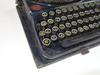 Douglas Stewart Remington portable typewriter, R883  before conservation work
