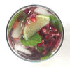 Pomegranate mocktail