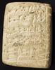 Photograph of clay tablet
