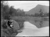 Box 13: Glass negatives including views of Whakarewarewa, and Rotorua, New Zealand, ca. 1890-1910