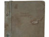 Handmade travelling salesman's stock book, (cover) ca. 1915-1925