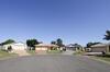 Four suburban houses