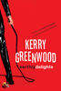 Earthly Delights - Kerry Greenwood cover