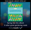 gardening book cover indyreads