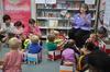 Storytime at Gilgandra Library