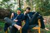 Joe Hillel and Daniel Bornstein, The Grubby Urchins, photo supplied