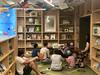 Storytime in the Children's Library