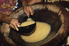 Kava drink in a bowl