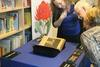 Shakespeare's First Folio visits Kiama Library