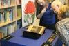 Shakespeare's First Folio visits Kiama Library