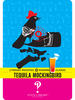 graphic of mockingbird and shattered tequila bottle