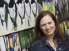 head shot of author Melissa Ashley
