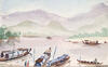 Thailand, 1943-1945, S. Walker, watercolour, State Library of New South Wales, MLMSS 4234