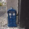 Tardis tiny door