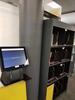 RFID returns unit at Orange City Library