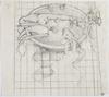 Original artwork by Pamela Allen for Mr Archimedes' Bath, 1980