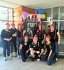 Parkes Library Team, ready for Fun Palace at the Curiosity + Wonder Festival