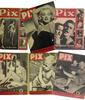 Pix Magazine Covers