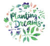 Planting dreams visual ID