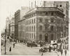 Herald building on the corner of Pitt and Hunter streets, c 1920s