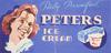 Peter's Ice Cream poster design, Althouse & Geiger album