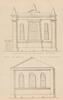 Plan of York Street Synagogue, 1842	 Printed Voice of Jacob [Sydney ed.], 24 June 1842, p. 11