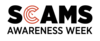 Logo for Scams Awareness Week