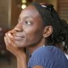 head shot of Yewande Omotoso