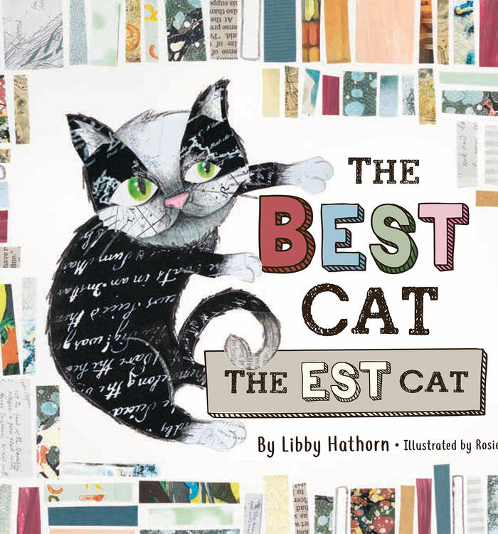 The Best Cat, the Est Cat book cover