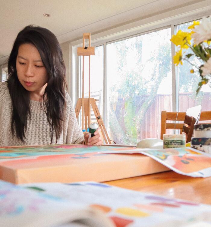 Illustrator Christina Huynh
