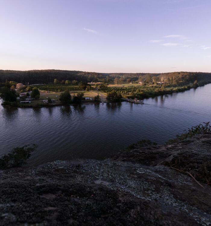 Sackville Reach,Dyarubbin(Hawkesbury River)photograph by Joy Lai 2020
