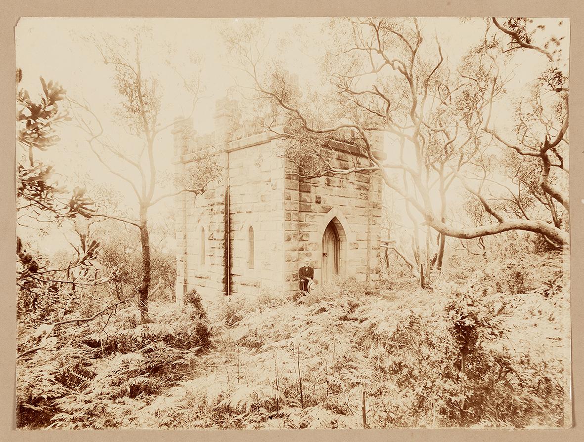 O'Brien family mausoleum, Bondi, 13th February 1895