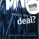 Cover image of talking to young person