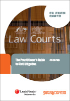 Cover for The practitioner's guide to civil litigation. 4th ed